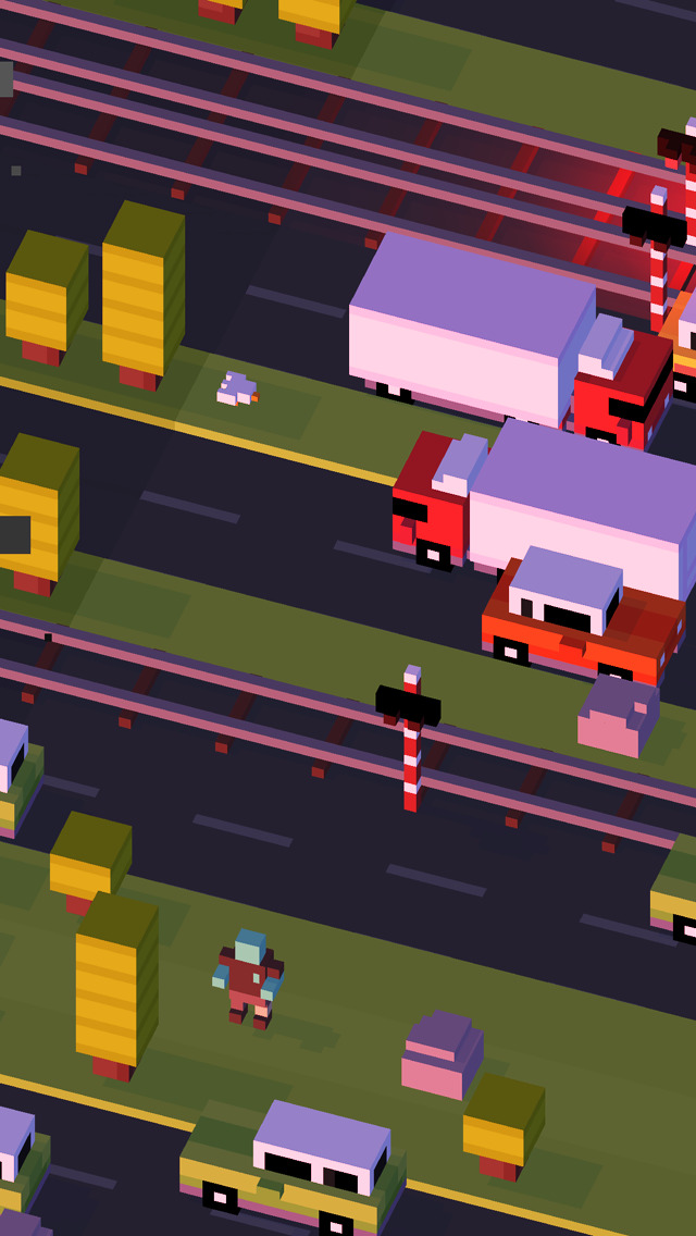 Crossy Road screenshot #4