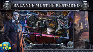 Riddles of Fate: Memento Mori - A Hidden Object Detective Thriller screenshot 2