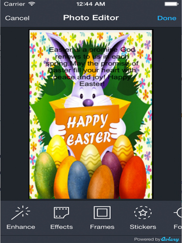 Happy Good Friday and Easter Day e-Cards screenshot 9