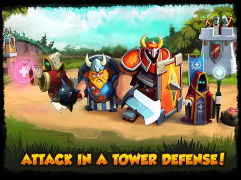 Ambush! - Tower Offense screenshot 6