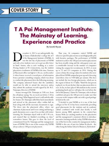 Higher Education Review screenshot 10