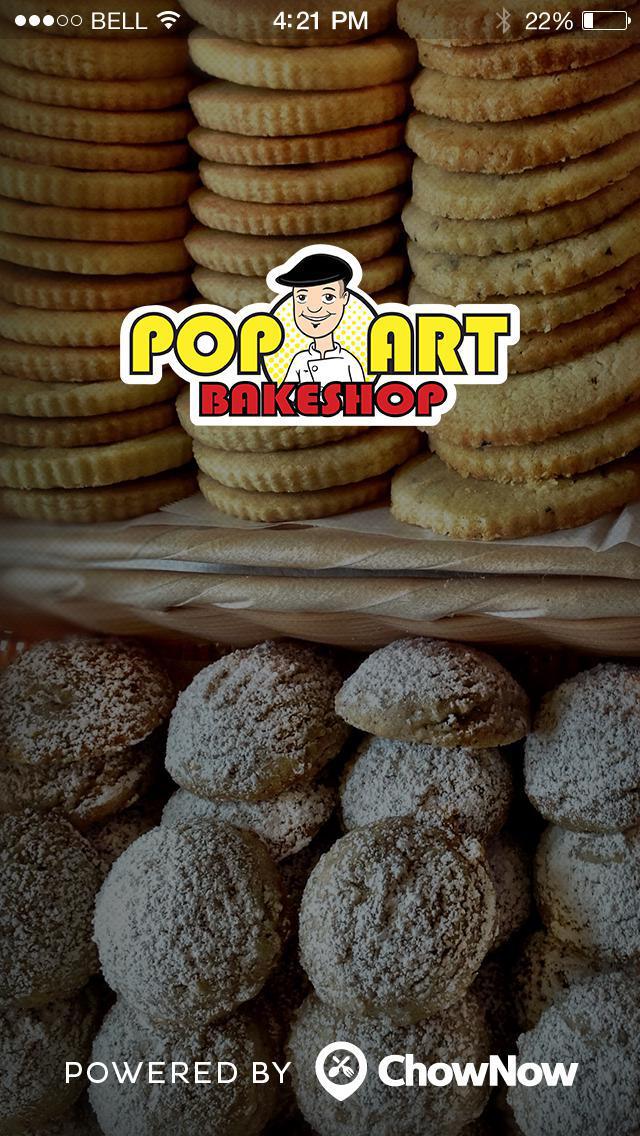 Pop Art Bakeshop screenshot 1