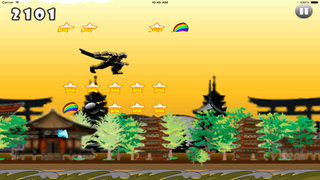 Radiation Angry Ninja Jumper screenshot 3