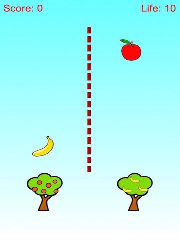 Apple and Banana Defense - Tree Shoot Fruit screenshot 4