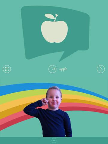 ASL Kids - Sign Language screenshot 6