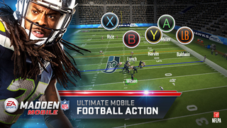 MADDEN NFL MOBILE FOOTBALL screenshot 1