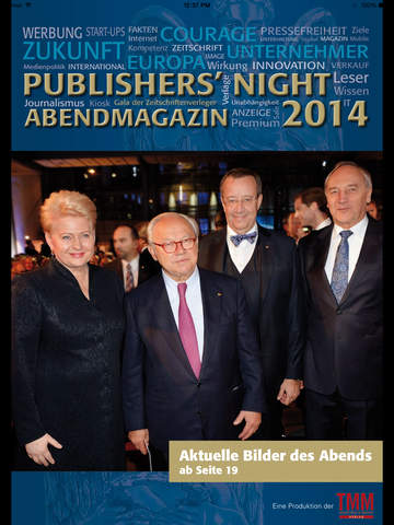 Publishers' Night screenshot 6