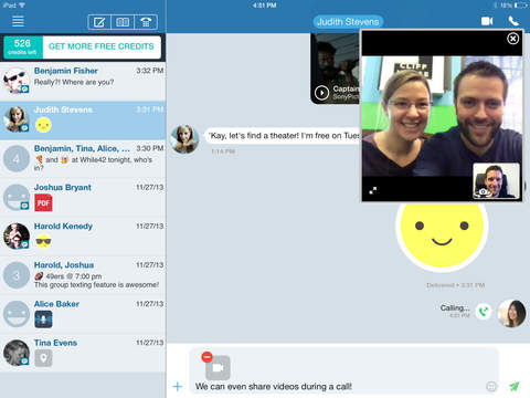 Free Tone - Calling & Texting screenshot 7