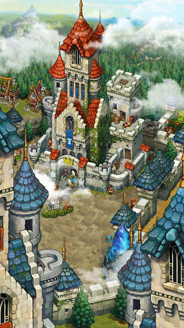 The Tribez & Castlez screenshot 1