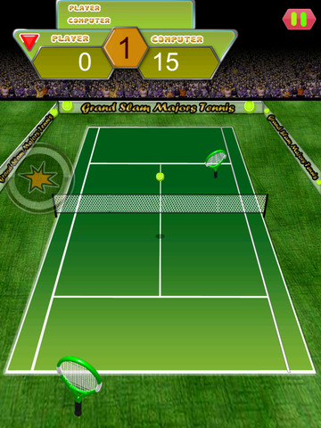 Free Tennis Game Grand Slam Majors Tennis Challenge Open screenshot 7