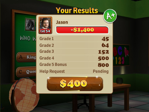 Are You Smarter Than a 5th Grader?® & Friends screenshot 8