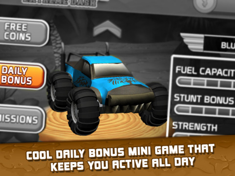 Monster Truck Extreme Dash screenshot 9