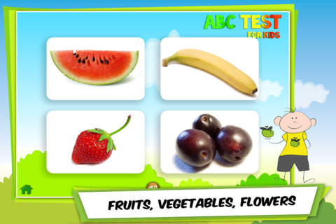 ABC Test for Kids: Find Animals, Letters, Numbers, - náhled