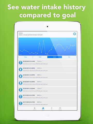 WaterMinder® screenshot 8