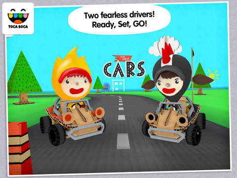 Toca Cars screenshot 10