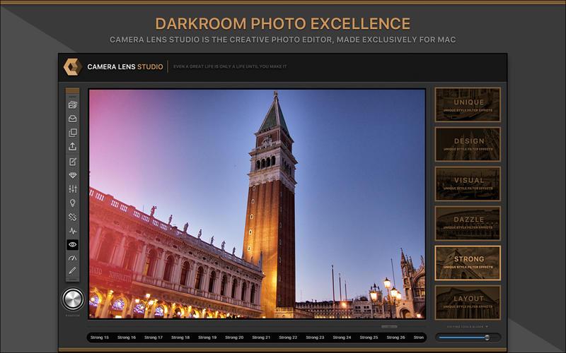 Camera Lens Studio Pro - Best Photo Editor and Stylish Camera Filters Effects screenshot 1
