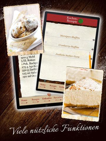 Festliche Kuchen - Rezepte screenshot 10