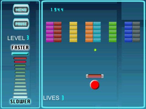 Blocks Demolition - Retro Classic Arcade Game screenshot 7