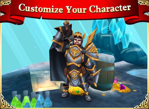 Arcane Legends screenshot 8
