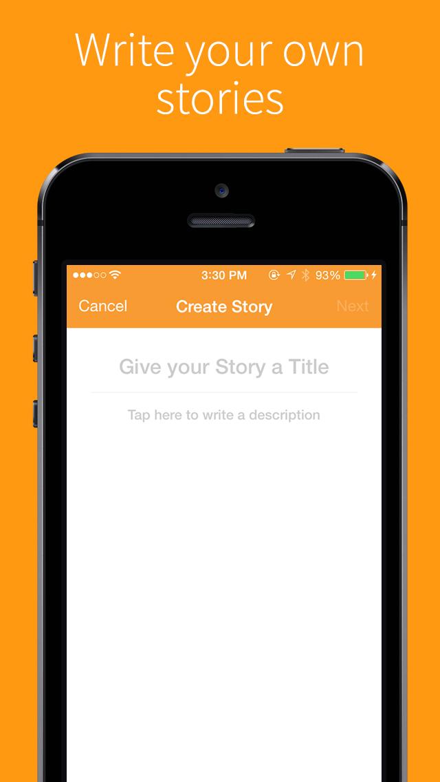 Wattpad - Read & Write Stories screenshot 5