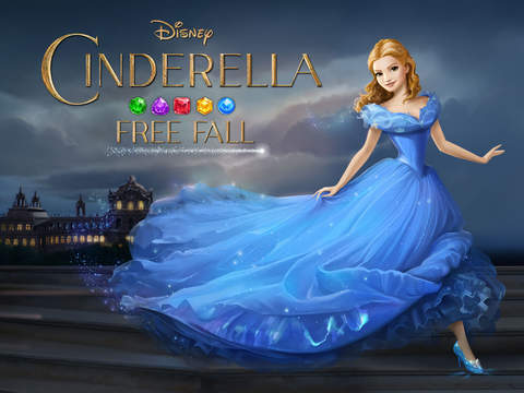 Cinderella Free Fall screenshot 10