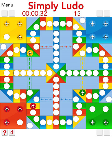 Simply Ludo 3D screenshot 3