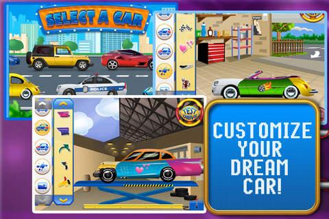 Amazing Car Creator - Design your Vehicle - náhled