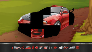 Car Racing Puzzle Challenge screenshot 2