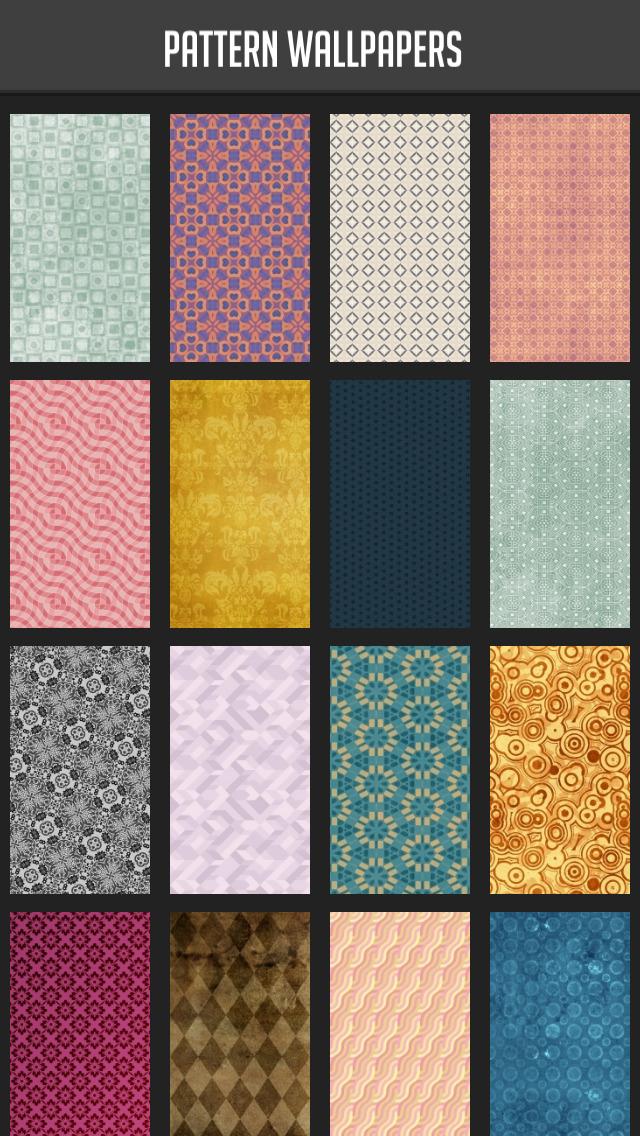 Pattern Wallpapers screenshot 1