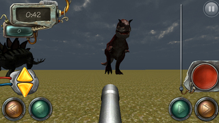 Dinosaur Hunter 2015 screenshot 2