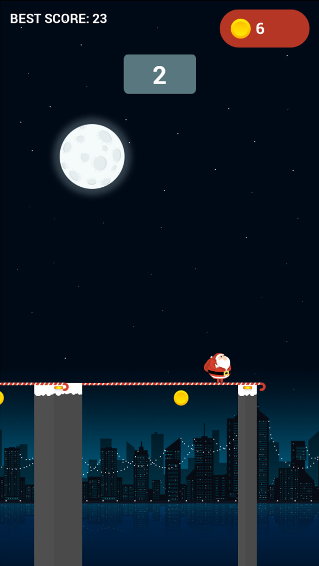 Stick Santa screenshot 4