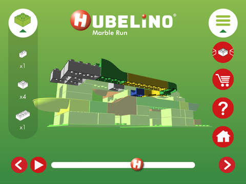 Marble Run 3D by Hubelino screenshot 8