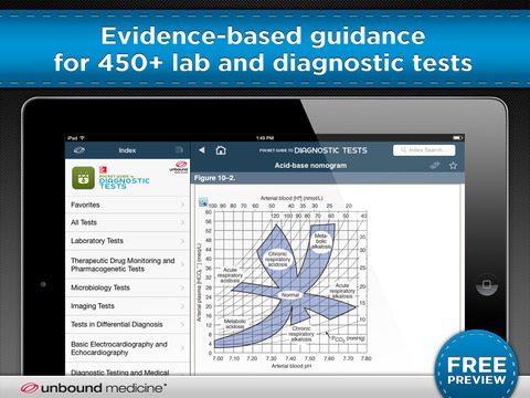 Guide to Diagnostic Tests screenshot 6