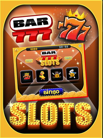 Aces Bar 777 Slots - Casino Games HD screenshot 6