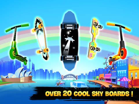 Skyline Skaters screenshot 9