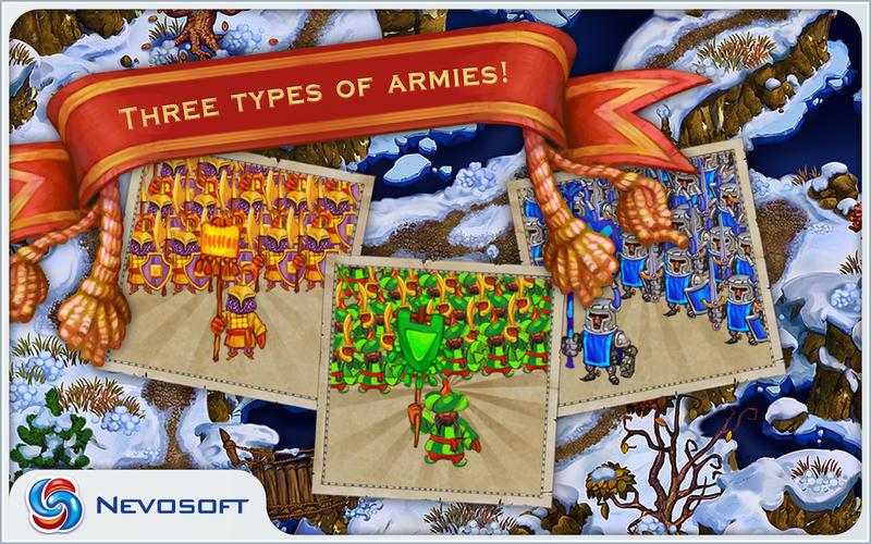 Landgrabbers screenshot 4