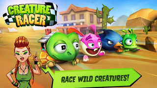 Creature Racer screenshot 1