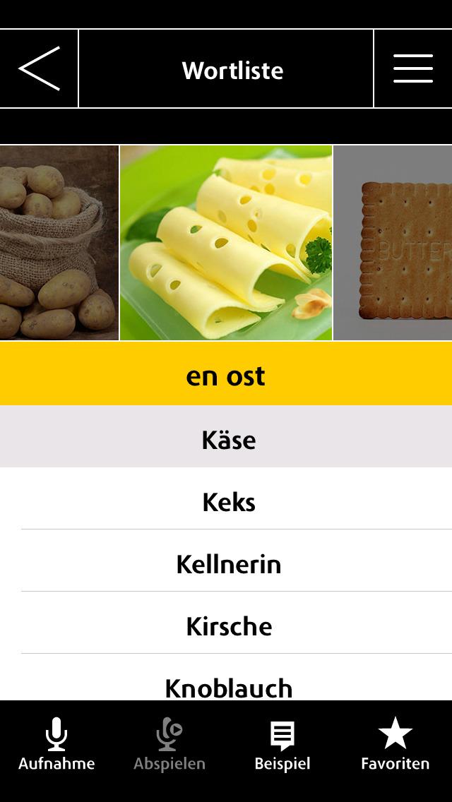 Schwedisch Vokabeltrainer Langenscheidt IQ - Vokabeln lernen mit Bildern screenshot 3