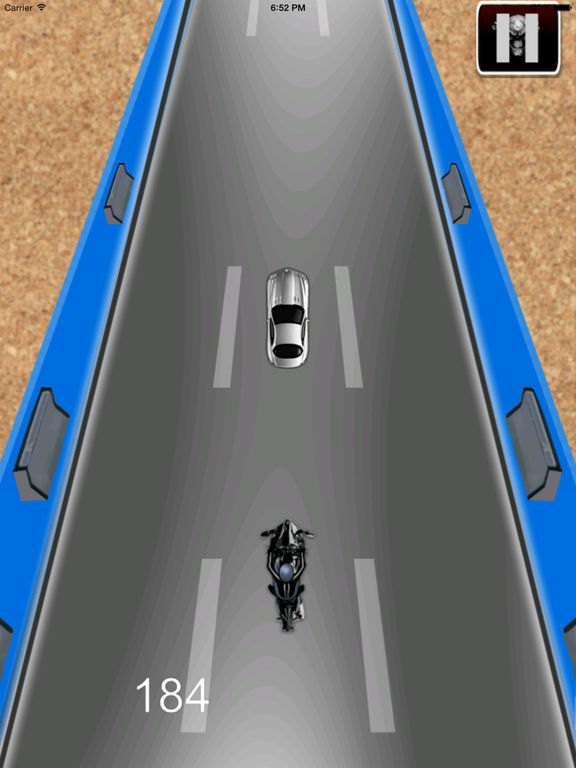 Advance Bike Race - Motorcycle Chase screenshot 9
