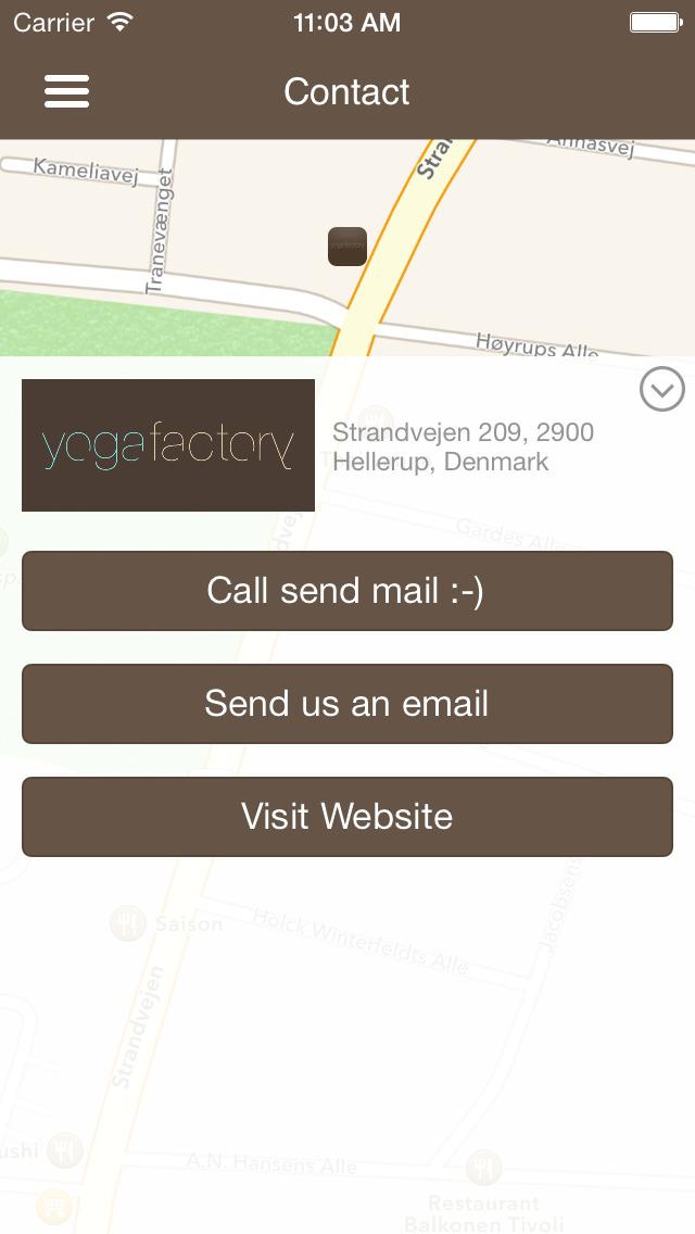 Yogafactory screenshot #5