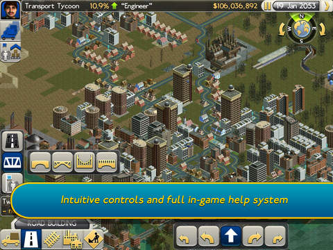 Transport Tycoon Lite screenshot 10