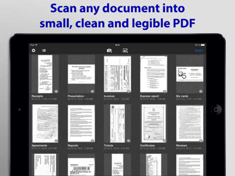 SharpScan Pro: OCR PDF scanner screenshot 6