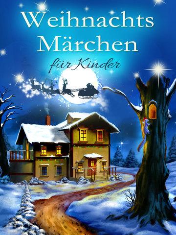 Weihnachtsmärchen für Kinder - Klassische Weihnachtsgeschichten zum Advent screenshot 6