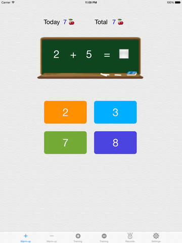 Make 10,100,1000 - Free(Complementary Number Training) screenshot 6