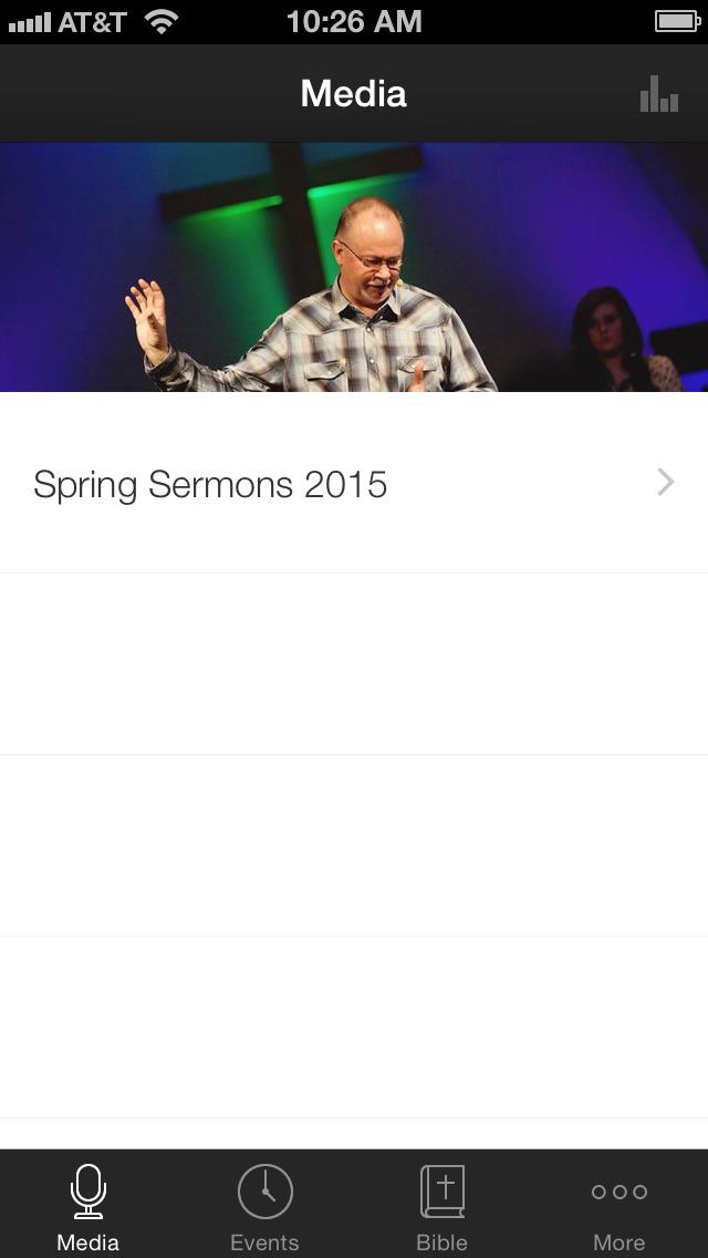 Rocklane Christian Church screenshot 1