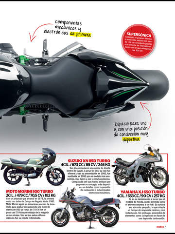Motos Revista screenshot 10