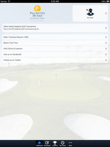 Palmetto Dunes Golf screenshot 7