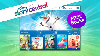 Disney Story Central screenshot 1