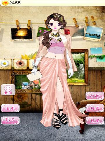时尚换装-女生换装养成游戏 screenshot 6