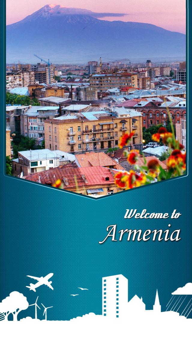Armenia Travel Guide screenshot 1